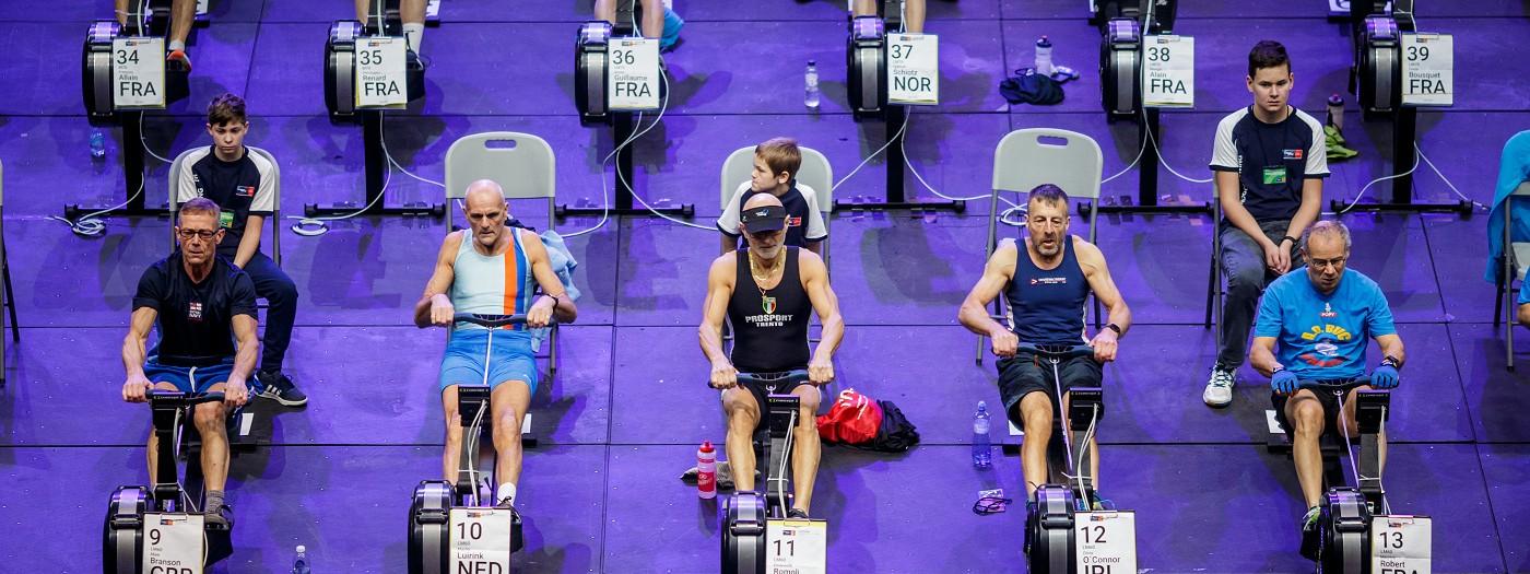 2020 European Rowing Indoor Championships