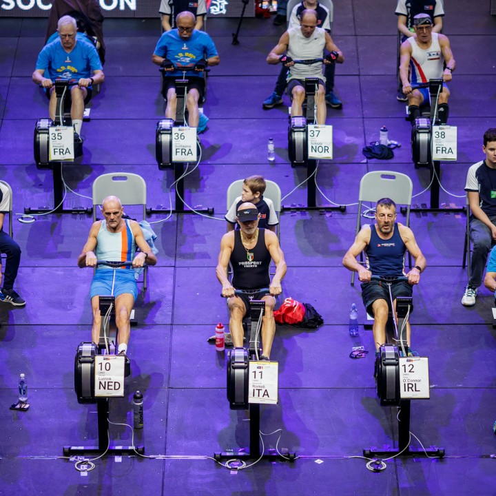 2020 European Rowing Indoor Championships
